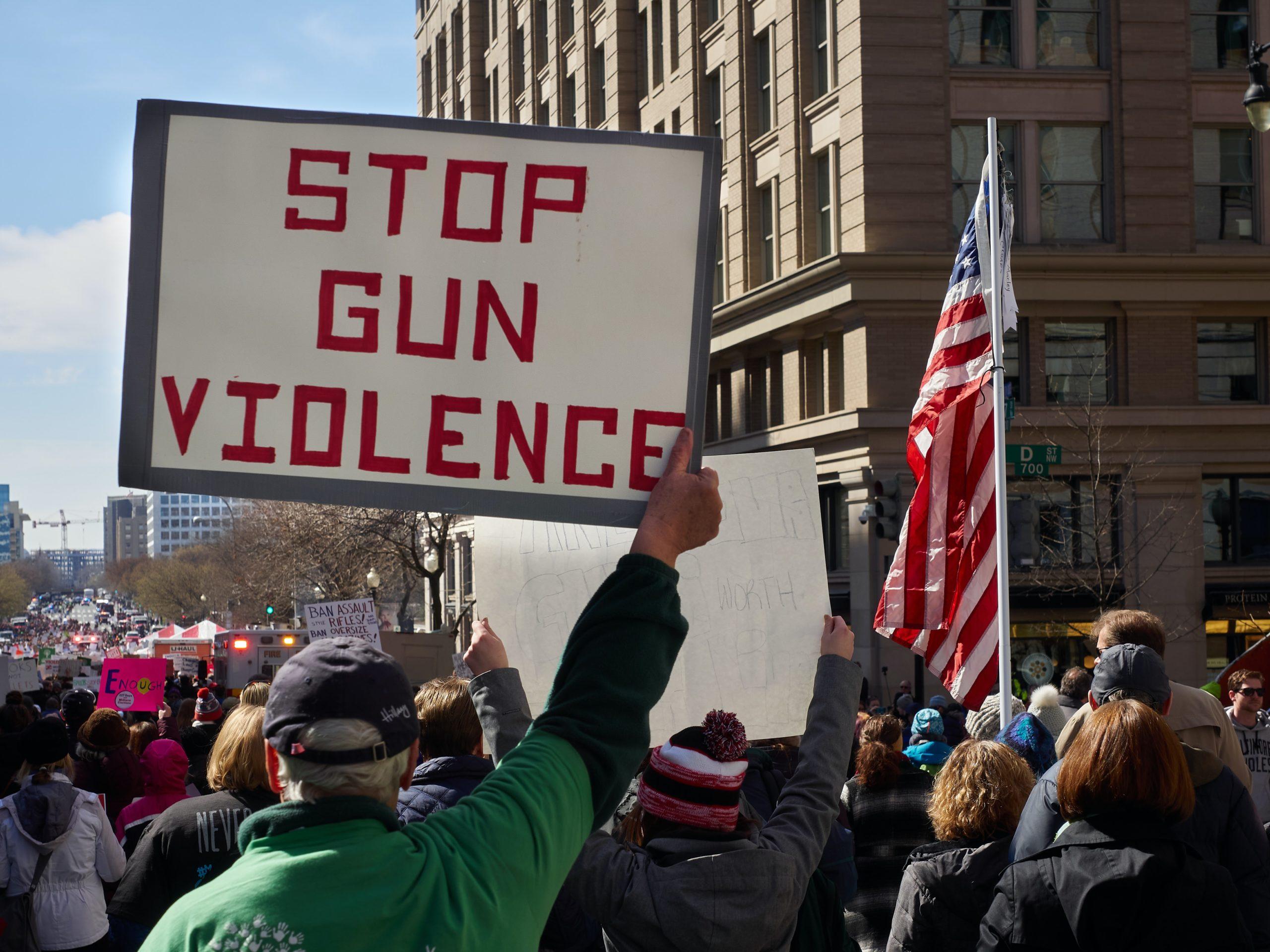 gun violence in America