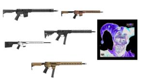 Zombie Cmmg Rifle