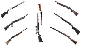 Short gun for zombie hunting