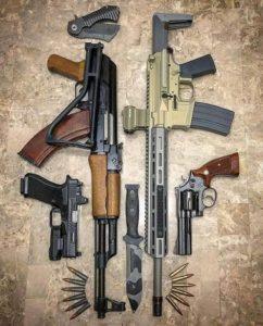 SHOTGUNS  GUIDE AND OPTION