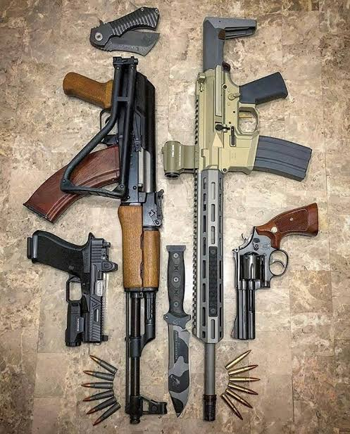Tactical ShotGuns.
